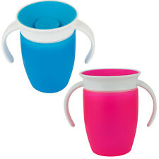 Munchkin Miracle 360° Sippy -Anti Spill Training Cup-Dentist Recommended 207ml