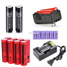 UltraFire 18650/16340 Rechargeable Li-ion Battery cell 3.7V /4.2V with ETDS