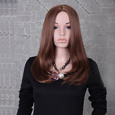 "Fashion Wigs Women  22"" Long Straight Bob Hair Natural Party Sexy Full wigs"