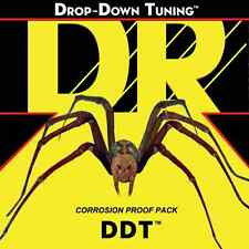 DR Drop-Down Tuning DDT Heavy Electric Guitar Strings