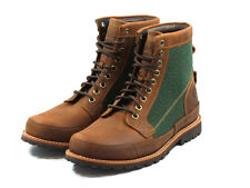Timberland original mens 6 inch boots real Geniune leather tan UK 10 MRP 14,000
