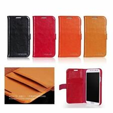NEW GENUINE Leather Wallet Flip Case Cover for Samsung Galaxy S4  S IV 4 i9500