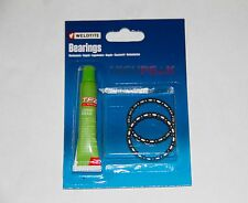 """WELDTITE 5/32"""" HEADSET CAGED BEARINGS & TF2 LITHIUM GREASE - CYCLING BIKE CYCLE"""