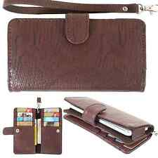 Available For All LG Models -Dooda PU Leather Pouch Case With Card Holder