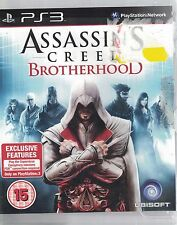 Assassins Creed Game Brotherhood Edition for PS3 Sony PlayStation 3