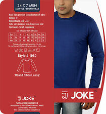Joke Tees Solid Men's Round Neck T-Shirt
