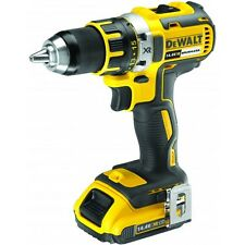 DeWALT DW20 - Trapano Avvitatore 14,4V Brushless. 2 batterie XR Litio