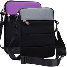 Convertible 10 - 11.6 Inch Laptop Sleeve and Shoulder Bag Case Cover NDR2-1