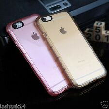 Shockproof Rugged Hybrid Rubber Armour Soft  iPhone 6 / 6S / 5 / 5S / 5SE TPU