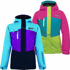 Dare2b Snowdrift Girls Ski Jacket Waterproof Insulated Coat