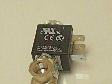 3 Way Threaded Body Camozzi A331-1C2 Directly Operated Solenoid Valve NC 1//8
