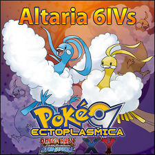 Altaria 6IV + Item ⭐️ Shiny or not ⭐️ Battle Ready 6IVs Pokemon XY ORAS Guide