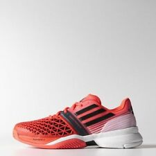 Adidas Mens CC Adizero Feather III Mens Tennis Shoes – Solar Red - All Sizes
