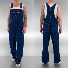 Dickies Herren Jeans / Straight Fit Jeans  Bib Overall