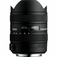 Sigma 8-16mm F4.5-5.6 DC HSM Lens for Canon EOS (UK Stock) BNIB