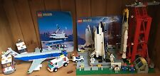 Lego System Space Shuttle Launch Pad Transport Plane 6339/6459 Instruction