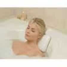 EXTRA COMFORT SPA BATH PILLOW WITH SUCTION CUPS