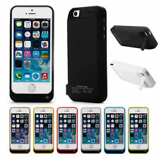 4200mAh Portable External Power Pack Battery Charger Charging Case iPhone5/5S/5C
