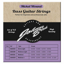 Johnny Brook Nickel Wound Bass Guitar Strings