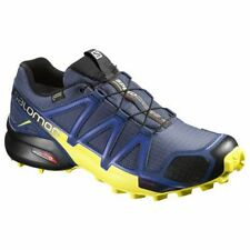 SALOMON SPEEDCROSS 4 GTX - 383118 - SCARPA TRAIL RUNNING / OUTDOOR - SLATEBLUE