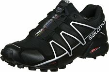 SALOMON SPEEDCROSS 4 GTX - 383181 - SCARPA TRAIL RUNNING / OUTDOOR - BLACK/BLACK