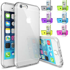 "Apple iPhone 6 6S Plus 5,5"" TPU Silikon Schutz Hülle Bumper Crystal Case Tasche"