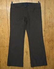 "Bnwt Authentic Women's French Connection Trousers Grey L32"" RRP£80 New"