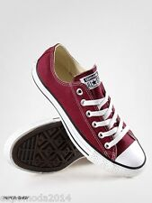 Converse All Star Shoes basse Uomo Donna Unisex new 2016 Chuck Taylor  tessuto