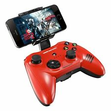 Mad Catz C.T.R.L.i Mobile Gamepad Made for Apple iPod, iPhone, and iPad - Red