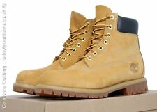 Timberland 6'' Premium 10061 Wheat Mens Waterproof Leather Boots genuine