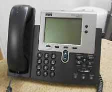 Cisco CP-7940G 7940G IP Phone VOIP Telephone LCD Display Ethernet Unified Phone