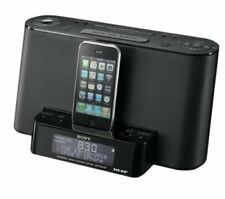 SONY DAB DOCKING DOCK IPHONE IPOD CLOCK RADIO XDRDS12IP *FAULTY DOCK*
