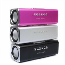 Music Angel Rechargeable Docking Speakers MP3 Aux USB iPhone/iPod 5 5S SE