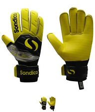 ALLA MODA Sondico EliteRoll Uomo Goalkeeper Guanti Black/Yellow