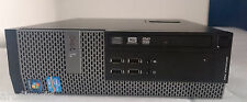 Dell OptiPlex 790 SFF Desktop Intel Core i3 @3,30 GHz 4GB RAM 250GB HDD Win 7