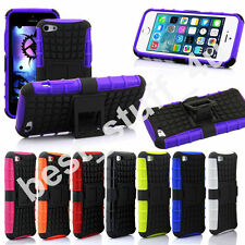HEAVY C80  DUTY TOUGH SHOCKPROOF STAND HARD CASE COVER MOBILE PHONE FITS IPHONE
