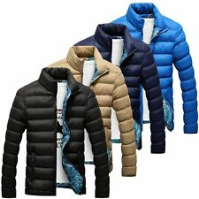 1pcs Herrenjacken Herrenmantel Winterjacke Parker Warme Steppjacke Winter