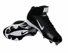Nike Mens Huarache Strike Mid Metal Baseball Softball Cleats  Save 40%! Size 14