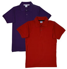 Fleximaa Men's Cotton Polo Collar T-Shirts With Pocket (Pack of 2 T-Shirts)
