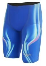SPEEDO Men's Fastskin LZR Racer Elite 2 Jammer Blue Blu