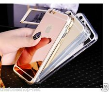 Luxury Electroplated Soft Silicon Back Cover for Apple iPhone 6, iPhone 6 Plus