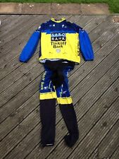 Saxo Tinkoff XXL Cycling Team Kit Shirt & Trousers