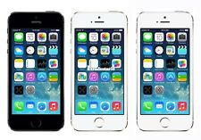 APPLE IPHONE 5S 16GB iOS SMARTPHONE HANDY OHNE VERTRAG LTE 4G WiFi WLAN RETINA