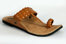 Panahi's Men Synthetic Leather Footwear Kolhapuris (FBMSYNKOPCS48)