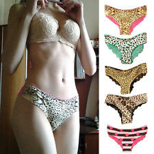 Sexy Womens Lace Knickers Thongs G String Briefs Underwear Panties Seamless GN