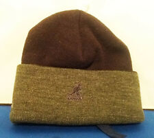 Authentic KANGOL Cuff Pull-On-Skull Cap *NEW with tags*