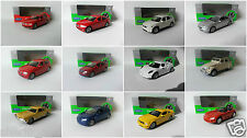 BMW Skoda Alfa Citroen Pontiac Ford Dodge Welly DieCast Cars Toy 1:64 *AIR MAIL*