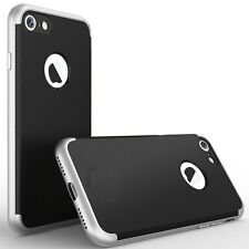 1 x Shockproof Protective Hard TPU Rubber Flip Case Cover for iPhone 7,7 Plus