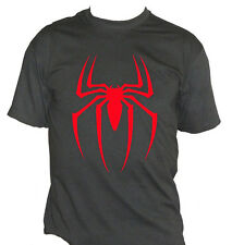 fm10 camiseta de hombre SPIDERMAN Camiseta supereroe idea de regalo CINE Y TV