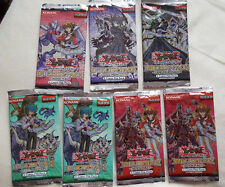 Yu-Gi-Oh Mixed bundle of Duelist Pack Boosters x7 New & Sealed